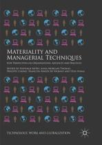 Materiality and Managerial Techniques