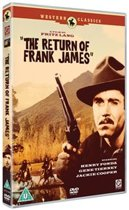 Return Of Frank James (dvd)