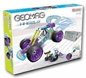 Geomag Raceauto's 2, 29 stukjes