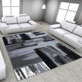 Lima - Vloerkleed - Grijs - 120 x 170 cm