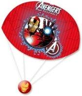 Marvel Parachute Avengers: Ironman 45 Cm Rood
