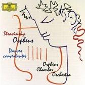 Orpheus; Danses Concertantes