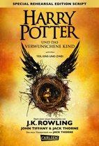 Harry Potter 8 und das verwunschene Kind. Teil eins und zwei (Special Rehearsal Edition Script)