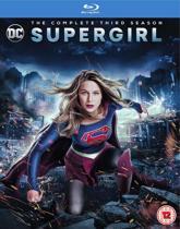 Supergirl Seizoen 3 (blu-ray) (Import met NL)