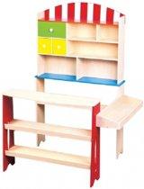 Lelin Toys - Winkel - Hout