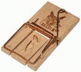 Muizenval hout luna - 2 stuks