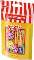 STABILO Point 88 Mini Sweet Colors - Etui 15 kleuren