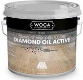 Woca Diamond Oil Active Natural - 2,5 liter