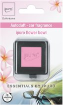 Ipuro Flower Bowl Auto Parfum 1 st.