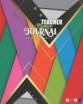 Teacher Planner Journal