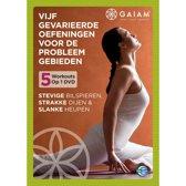 Gaiam - 5 Gevarieerde Oefeningen Voor De Probleem Gebieden