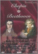 Chopin & Beethoven - Piano Concerto No.1-Symph (Import)