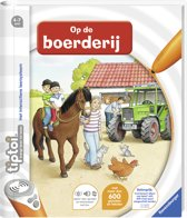 tiptoi® boek Op de boerderij