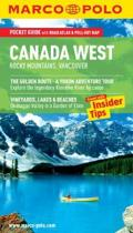 Canada West (Rocky Mountains & Vancouver) Marco Polo Guide