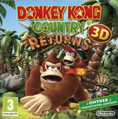 Donkey Kong Country Returns 3D /3DS