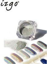 Holografisch glitter pigment poeder voor nagels nail art - Nail art tool