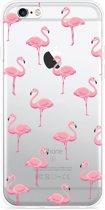 iPhone 6/6S Hoesje Flamingo