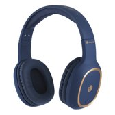 NGS Artica Pride mobiele hoofdtelefoon Stereofonisch Hoofdband Blauw