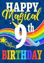 Happy Magical 9th Birthday