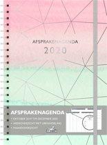 AFSPRAKEN AGENDA 2020 A4 formaat - spiraal - D2