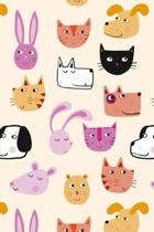 Weekly Planner: A Week to View Diary and Organiser - Monday Start with All the Pets Cover Art