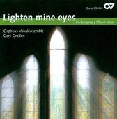 Lighten Mine Eyes - Zeitgen. Chormusik