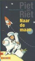 Maan Roos Vis - Naar de maan: Piet en Riet