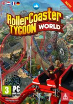 RollerCoaster Tycoon World - Windows