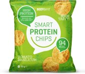 Body & Fit Smart Chips - Minder vet & koolhydraten - Eiwitrijk -  1 zakje - Tomato basilicum