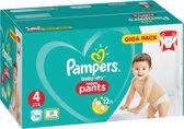 Pampers Baby Dry Nappy Pants - Maat 4 (9-15kg) - 108 Luierbroekjes