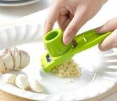 Knoflookpers | Knoflookschaaf | Gemberpers | Gemberschaaf | Rasp voor o.a. knoflook en gember