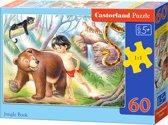 Jungle Book puzzel 60 stukjes