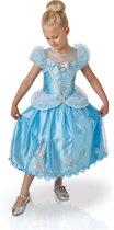 Assepoester™ baljurk voor meisjes - Verkleedkleding - Maat 122/128