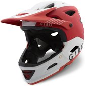 Giro Switchblade MIPS Fietshelm rood/wit Hoofdomtrek S   51-55cm
