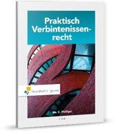 Boek cover Praktisch Verbintenissenrecht van Charlotte Phillips (Paperback)