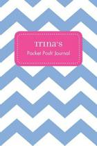 Trina's Pocket Posh Journal, Chevron
