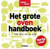 Boek cover Koken met Karin - Het grote ovenhandboek van Karin Luiten (Hardcover)
