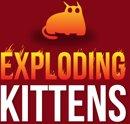 Exploding Kittens Kaartspellen - Denkspel