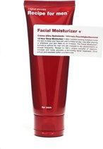 Recipe for Men moisturizer Ultra 75ml