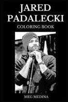 Jared Padalecki Coloring Book
