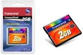 Transcend TS2GCF133 2GB CompactFlash