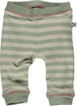 jongens Broek Moodstreet Jongensbroek - Stripe + Retro Red - Maat 62 8718034284748