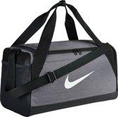 Nike Sporttas Brasilia Small - Grijs