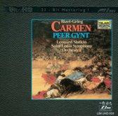 Bizet: Carmen Suite; Grieg: Peer Gynt Suite