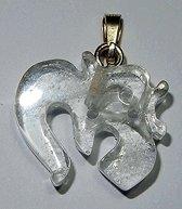 bergkristal ohm hanger