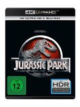 Jurassic Park (Ultra HD Blu-ray & Blu-ray)