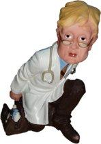 Open fleshouder - Dokter
