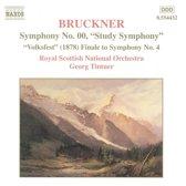 Bruckner:Sym.No.00, Study Sym