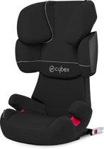 Cybex Solution X-Fix - Autostoel - Pure Black - black