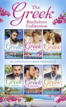 The Greek Bachelors Collection (Mills & Boon e-Book Collections)